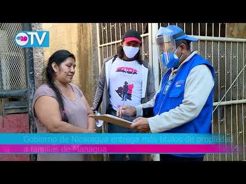 Noticias de Nicaragua | Miércoles 29 de Julio del 2020