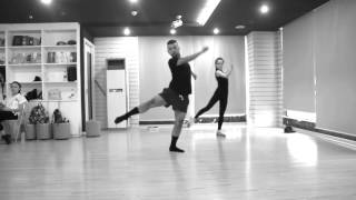 """adele """"crazy for you"""" contemporary choreography by Kevin Shin @ishow dance studio"""