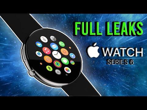 Apple Watch 6 RUMORS 2020