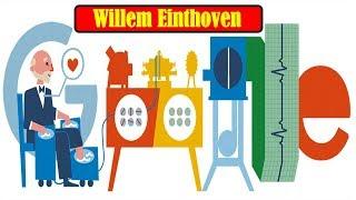 Willem Einthoven Google Doodle