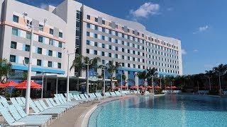 Universal's Endless Summer Resort Surfside Inn & Suites Detailed Tour! | Full Grounds & Room Tours