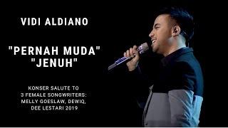 Vidi Aldiano Pernah Muda Jenuh Konser Salute Erwin Gutawa To 3 Female Songwriters