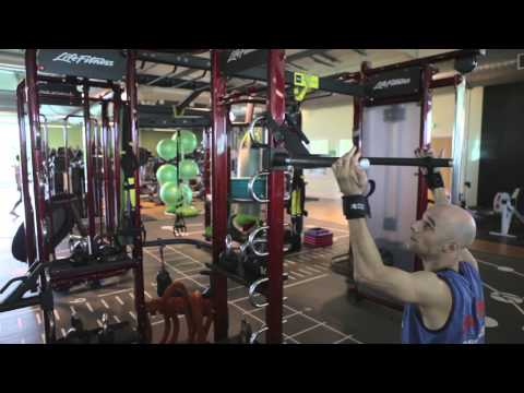 Disability Gym Workout - TRX System | The Active Hands Company