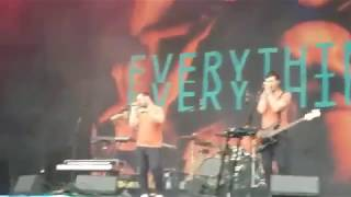 Everything Everything - Cough Cough   Picnic Afisha , Moskow