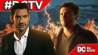 Lucifer [S.03] | DC All Access : Tom Welling Talks New Character
