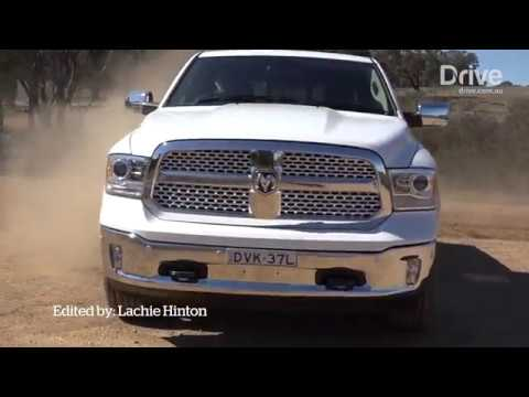 YouTube Video of the Drive Review – Ram 1500 Laramie