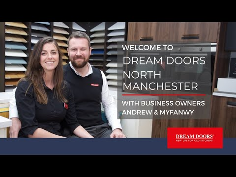 North Manchester Kitchen Showroom video