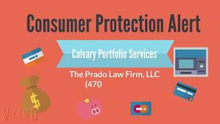 Stop calls from Cavalry Portfolio Services