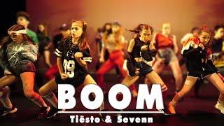 Tiësto & Sevenn – BOOM | Street Dance Kids | Choreography Sabrina Lonis
