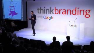 """Think Branding, with Google - Conference Keynote - """"Branding in the New Normal"""""""