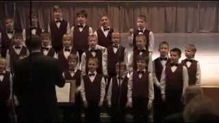 Jāz. Mediņa mūzikas skolas jaunāko klašu zēnu koris - Ducklings (Māris Lasmanis)