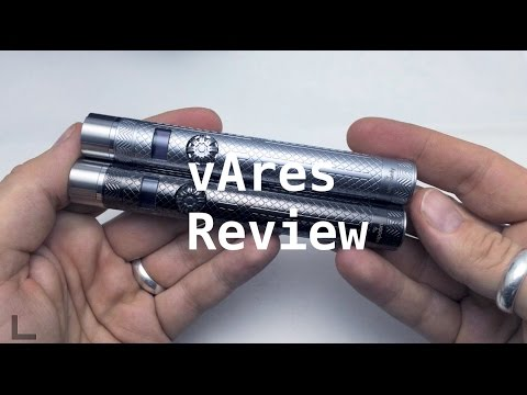 Батарейный мод VapeOnly vAres (1600mAh) (варивольт/вариватт) - видео 3