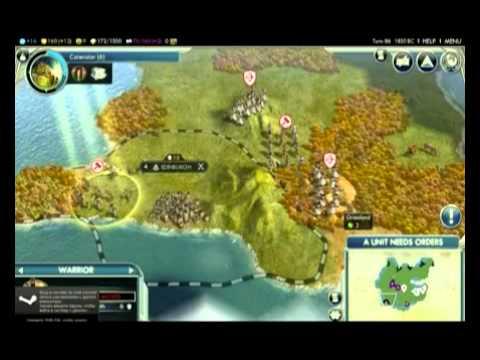 Икона видеоигр: Civilization 5 Часть 3