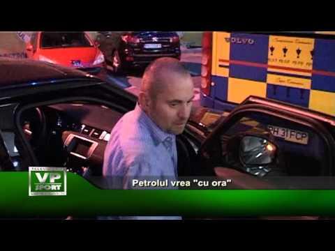 """Petrolul vrea """"cu ora"""""""