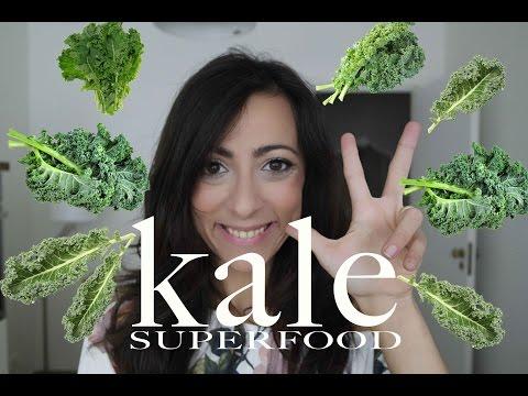 kale: 3 modi di cucinarlo | SUPERFOOD | CasaSuperStar
