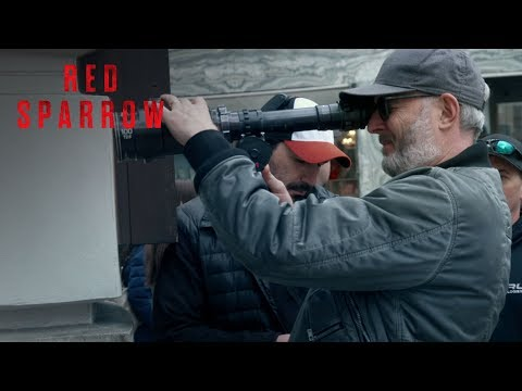 Red Sparrow (Behind the Scenes)