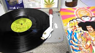 Jimi Hendrix - You got me floatin' (Vinyl RARE original audio) 1967