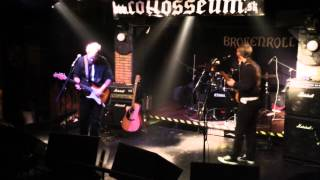 Video Brokenroll - 14.09.2013 - Collosseum Music Pub, Košice (Full Con