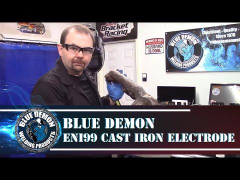 "E6013 X 1//8/"" X 14/"" x 50# Carton Blue Demon  steel welding electrode"