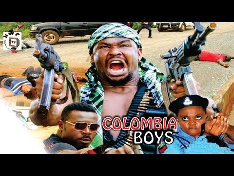 Columbia Boys [Starr. Zubby Micheal, Joyce Kalu, Harry B, Mayor Ofoegbu Part 1