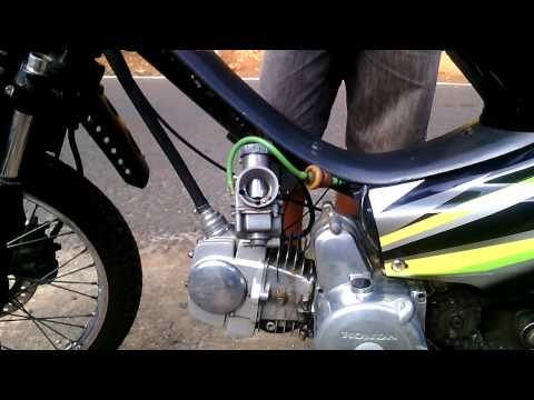 Video seting suprafit 150CC