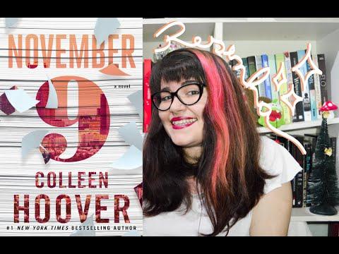 RESENHA | November 9 - Colleen Hoover