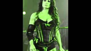 Tara TNA Theme Song Arena Effect