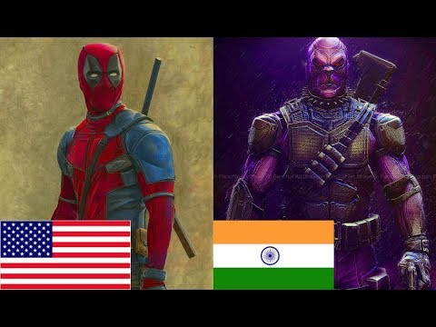 TOP INDIAN SUPERHEROES | MOST POWERFUL INDIAN SUPERHEROES | latest 2017 | BRAIN BENDER