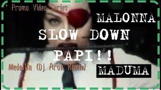 Madonna  Medellin (DJ Aron Remix)