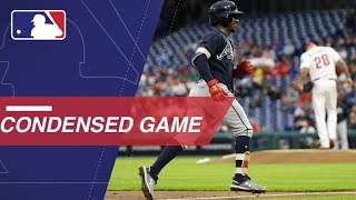 Condensed Game: ATL@PHI - 5/22/18 - Video Youtube