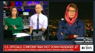 LIVE SPECIAL REPORT: U.S. Officials Are Confident Iran Shot Down Passenger Jet Carrying 176 People
