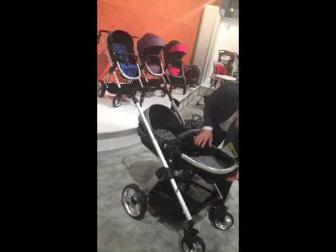 babytrend modular bassinet stroller car seat