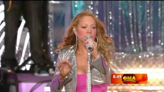 Bye Bye - Mariah Carey @ (Good Morning America 25.04.2008) HD [1080p]
