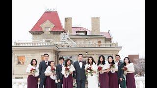 Calgary Wedding Photographer: Lake House & Lougheed House