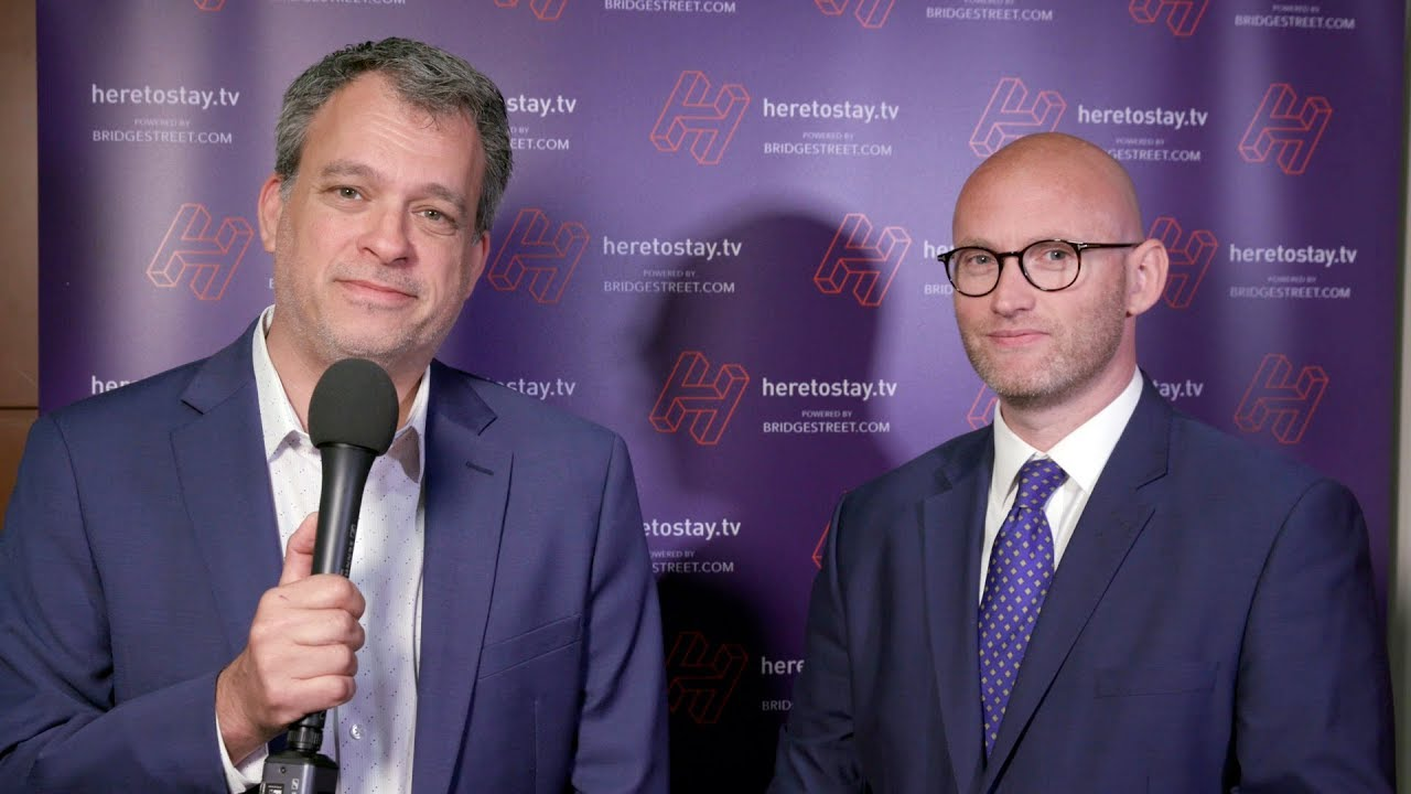 Heretostay TV at SASEU 2018: Thomas Emanuel, STR
