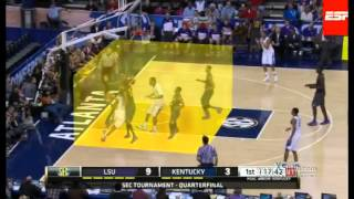 Game Breakdown: Kentucky - Wisconsin College Basketball