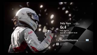 Gran Turismo SPORT Suzuka Circuit Gr4 daily race Win driving Volkswagen Scirocco