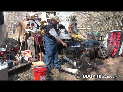 Junkyard Steak by the BBQ Pit Boys