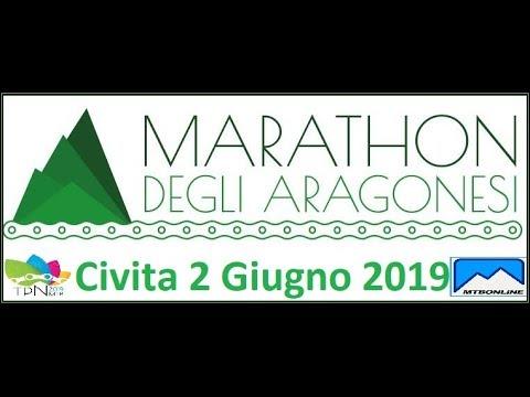 Le immagini salienti della Marathon degli Aragonesi 2019.