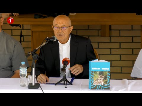 """Komušina - Promovirana knjiga mons. Ante Meštrovića """"Komušina-Kondžilo 1992.-1997."""""""