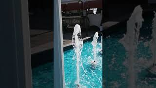 Water Fountain Slow Motion