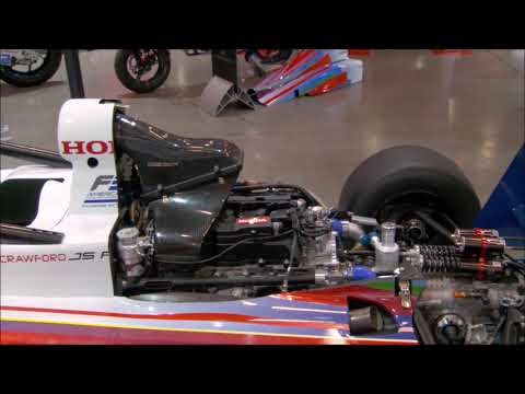 Details on the F3 Americas Honda Powerplant