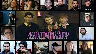 Hermione VS Katniss Rap Battle | Reaction mashup