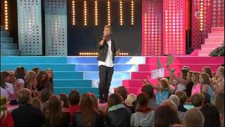 Danny Saucedo - In the club @ Sommarkrysset Live
