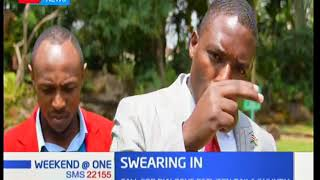 Mount Kenya youth alliance ask NASA leaders to shelve their planned swearing-in