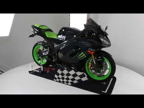 Kawasaki Ninja 636 Zx 6r Usata A Cesano Maderno Argento Moto