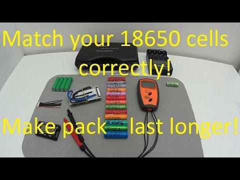 18650 battery resistance SM8124 Battery Resistance Tester