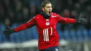 Eden Hazards Tore beim OSC Lille