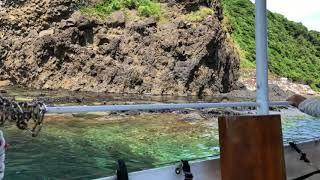 松江市島根町加賀観光遊覧船に乗ってきました!