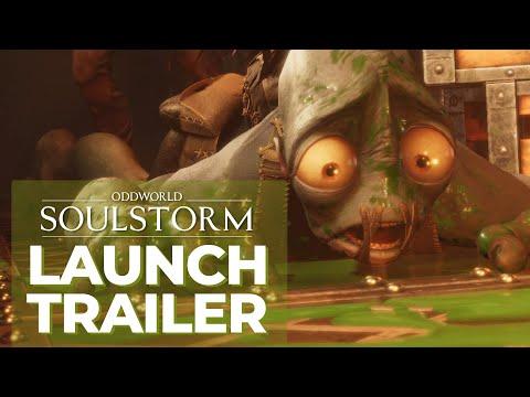 Trailer de Oddworld Soulstorm